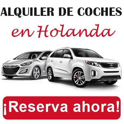 Alquiler de coches en Holanda